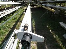 29 feet 4.5 inch Aluminum Sailboat Mast With Barlow 16 Bronze Mast Winch