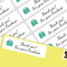 800 Return Self-adhesive Address Labels- THANK YOU! FOR YOUR PURCHASE