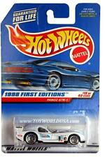 1998 Hot Wheels #657 First Edition #19 Panoz GTR-1 black interior