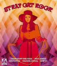 STRAY CAT ROCK: THE COLLECT...-STRAY CAT ROCK: THE COLLECTION (5PC) Blu-Ray NEUF