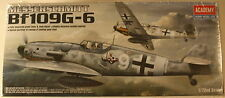 Germany Messerschmitt Bf 109 G-6, 1/72 Academy kit FA-169, 1999, Airplane Model