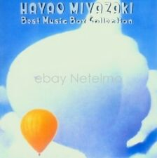 0976 The Best Music Box Collection From Hayao Miyazaki Film Soundtrack CD Music