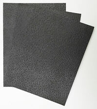 LEATHER SHEEPSKIN 3@ 20CM X 15CM PECORI BROWN .08MM THICK IDEAL FOR BOOKBINDING