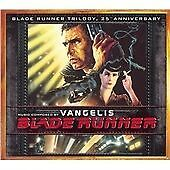 VANGELIS : BLADE RUNNER TRILOGY - Soundtrack  (CD) Sealed