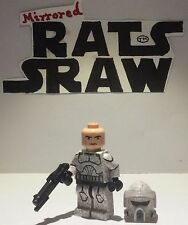 Lego Star Wars minifigures - Clone Custom Urban ARF Trooper