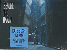 Kate Bush - Before the Dawn (Live Recording, 2016) NEW & SEALED 3 CD SET