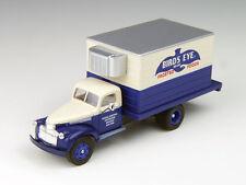 HO Mini Metals 221-30363 * 1941-46 Chevy Delivery truck - Birds Eye Frozen Foods