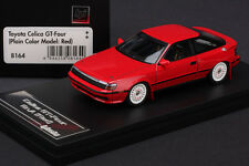 Toyota Celica GT-Four **Red** -- HPI #8164 1:43