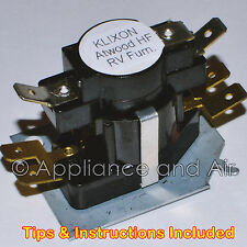 Klixon Fan Heater Relay Atwood Hydro-Flame Time Delay Camper  RV 31017 60704a0-1