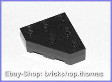 Lego Keilstein Eck Platte schwarz (3 x 3) - 30505 - Wedge Black NEU / NEW