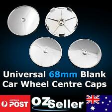 4pcs 68mm Wheel Centre Center Caps Central Hub Universal Blank Hubcaps For Cars