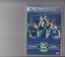 PORTSMOUTH FC THE GREAT ESCAPE SEASON REVIEW 2005 / 2006 DVD