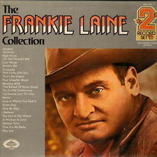 """12"""" DLP Frankie Laine The Frankie Laine Collection (Jezebel, Cool Water) 70`s"""