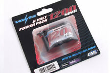 Voltz 1200mAH 6.0V Receiver Pack Hump Battery (Jr Plug) VZ0102