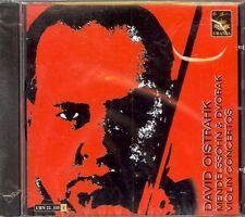 MENDELSSOHN & DVORAK - Violin Concertos - David OISTRAKH / Kirill KONDRASHIN N&S