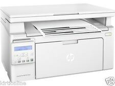 HP LaserJet Pro MFP M132nw All in One Laser Printer,Scanner,Copier,Network,Wi-fi