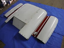 Beechcraft Baron B-55 Engine Cowling Lower RH P/N 96-910011-626 (0116-95)