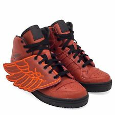 ADIDAS ORIGINALS JEREMY SCOTT JS WINGS BBALL MEN'S SHOES SIZE US 5 RED S77803
