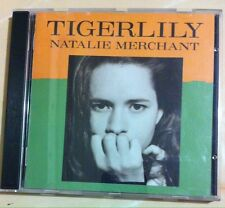 Natalie Merchant - Tigerlily (CD, Jun-1995, Elektra)