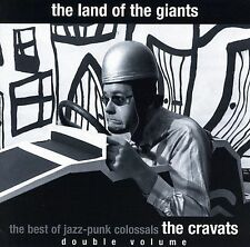 THE LAND OF THE GIANTS: THE BEST JAZZ-PUNK COLOSSALS [BONUS TRACK] * (NEW CD)