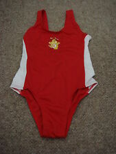 CAREBEARS SWIMMING COSTUME BRAND NEW 5-6 YEARS OLD RETRO 90's NOS RED Fun Shine