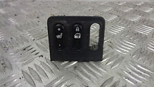 2005 NISSAN PRIMERA P12 2.0 PETROL HATCH WINDOW LOCK & SEAT HEATER SWITCH