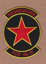 """USAF Air Force Patch: 47th Flying Training Squadron """"Regressors"""" - 3"""""""