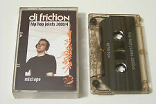 DJ FRICTION - HIP HOP JOINTS 2000/4 TAPE (0711 KOLCHOSE) Torch Afrob Masta Ace
