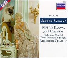 Puccini: Manon Lescaut, , New