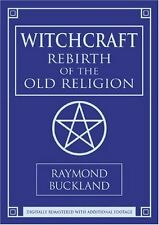 DVD: Witchcraft Rebirth of the Old Religion by Ray Buckland-witch/WICCA/RELIGION