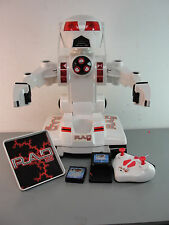 RAD 2.0 TOYMAX 1999 TALKING ROBOT WORKS BATTERY REMOTE CHARGER VINTAGE NO DARTS