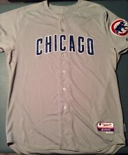CHICAGO CUBS Cool Base Authentic Majestic Road Jersey Size 50 NWT RARE