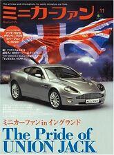 Minicar Fan #11 Car Special Feature Made In U.K. Fan Book