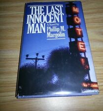 Phillip M. Margolin~THE LAST INNOCENT MAN~1ST/DJ~EX-LIB~NICE COPY