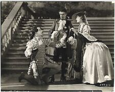 MONSIEUR BEAUCAIRE (1924) Rudolph Valentino, Paulette Duval & Oswald Clarke