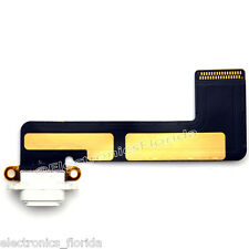 Charging Dock Port Connector Flex Cable for iPad Mini 1 White  b363