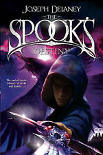 HARDBACK BOOK THE SPOOKS DESTINY BY JOSEPH DELANEY NEW