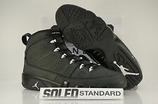 Nike Air Jordan 9 Retro Anthracite 302370-013 Sz 13