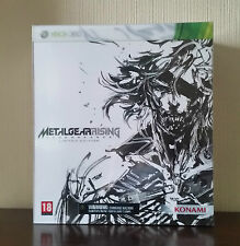 Metal Gear Rising: Revengeance - Limited Edition (Xbox 360, 2013) - Brand New