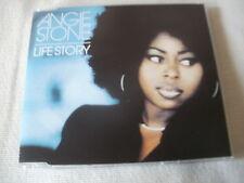ANGIE STONE - LIFE STORY - 4 TRACK UK CD SINGLE