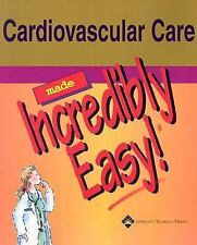 Cardiovascular Care Made Incredibly Easy! (Incredibly Easy! Series)-ExLibrary