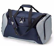 Adidas 51.9L Medium 22 Inch Navy Duffel Bag for Travel or Gym - A310 - New
