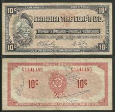 CANADA - Canadian Tire Corp'n Ltd 10 Cent
