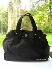 AUTH Marc by Marc Jacobs PURSE Totally Turnlock Lucy Leather Satchel Tote Bag
