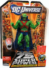 DC UNIVERSE CLASSICS WAVE 15 FIGURE 5: MARTIAN MANHUNTER ACTION FIGURE