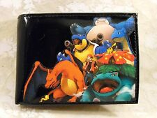 Pokemon Decorated Leather Wallet M175