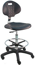 BenchPro NEW Cleanroom Lab Industrial Polyurethane Chair / Stool