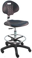 BenchPro NEW Cleanroom Lab Industrial Polyurethane Chair / Stool