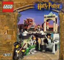 LEGO Harry Potter Philosphers Stone Forbidden Corridor (4706)  2001 Complete Set