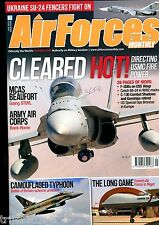 Air Forces Monthly 2015 July MCAS Beaufort,Army Air Corps,M-346,Su-24